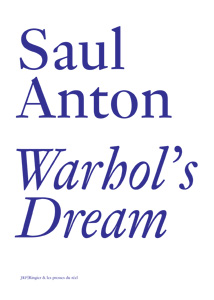 Saul Anton - Warhol\'s Dream