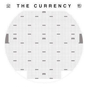 Elom 20ce, Musquiqui Chihying & Gregor Kasper - The Currency  (vinyl LP)