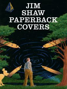 Jim Shaw - Paperback Covers