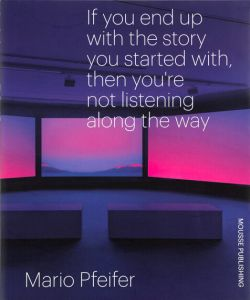 Mario Pfeifer - If you end up with the story you started with, then you're not listening along the way