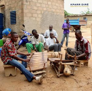 Kparr Dirè - Balafon Music from Lobi Country (vinyl LP + DVD)