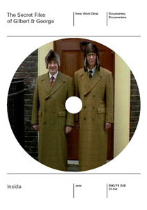 Gilbert & George - The Secret Files of Gilbert & George (DVD)