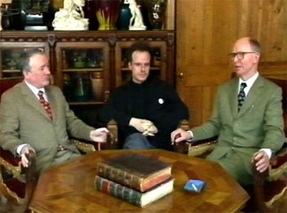 The Secret Files of Gilbert & George (DVD)