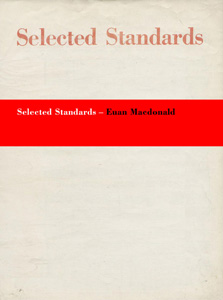 Euan Macdonald - Selected Standards